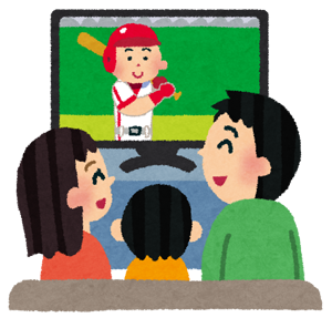 family_tv_baseball